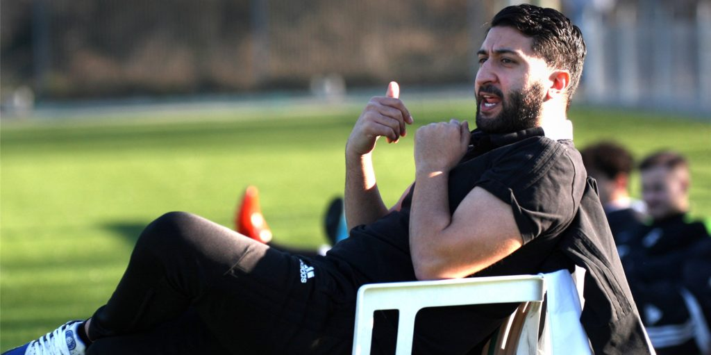 Trainer Hamsa Berro kann sich über einen weiteren Rückkehrer beim TuS Hannibal freuen.