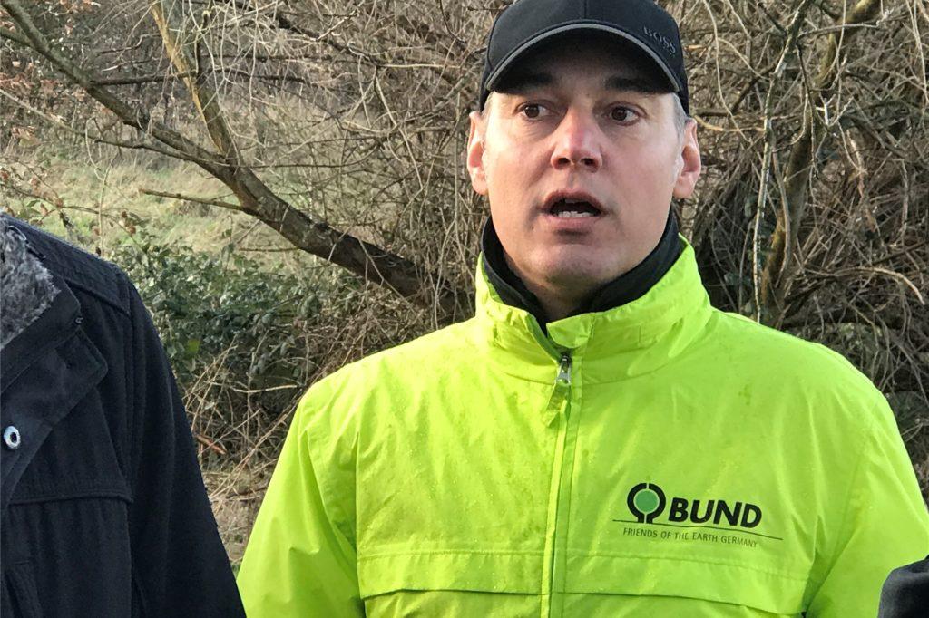 Thomas Krämerkämper vom BUND gab im Frühjahr 2019 selbst zu, den umkämpften Baum bisher nicht gekannt zu haben. Mit seinen juristischen Schritten und dem daraus entstandenen verhalf er den Aktivisten zu großem Rückhalt.