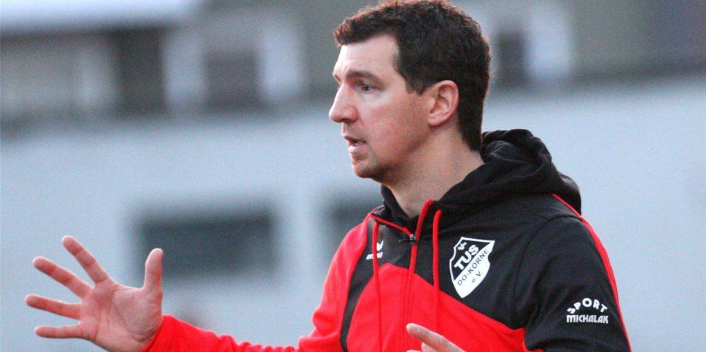 Körnes Trainer Dominik Grobe lädt wieder zum Probetraining.