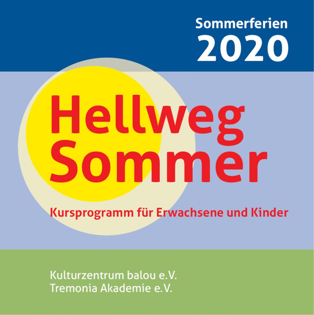 So sieht das Logo für den Hellweg-Sommer 2020 aus