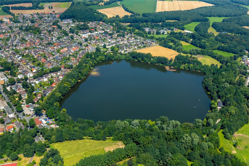 Weitere Planungen am Blauen See in Holsterhausen sind nicht von der IGA abhängig.