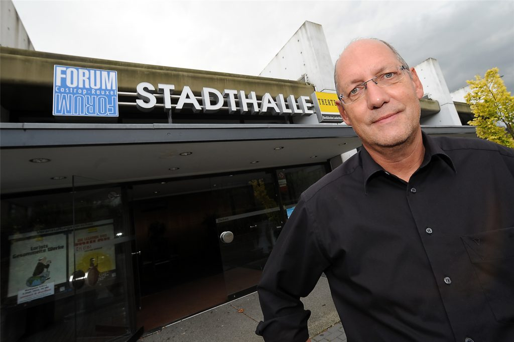 Peter Breuer ist Geschäftsführer der Forum GmbH.