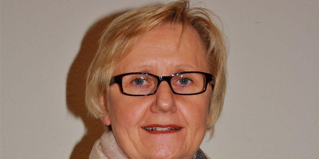 "Angelika Litmeier leitet die Freiwilligenagentur ""Handfest""."