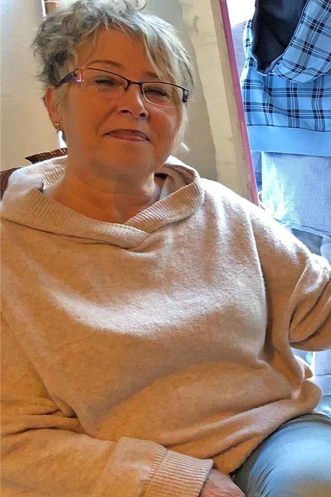 Barbara Klaus-Krämer ist Leiterin des Dorstener Frauenschutzhauses.