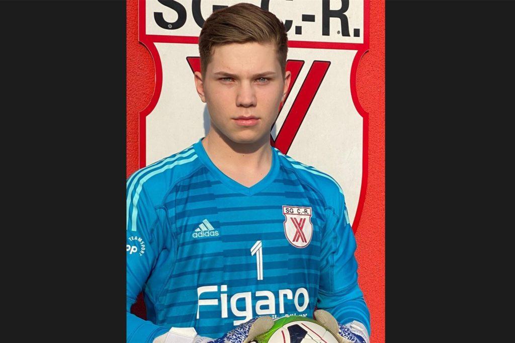 Nachwuchskeeper Marius Menne, der noch bei den A-Junioren mitspielt, ist in den Bezirksliga-Kader der SG-Senioren berufen worden.