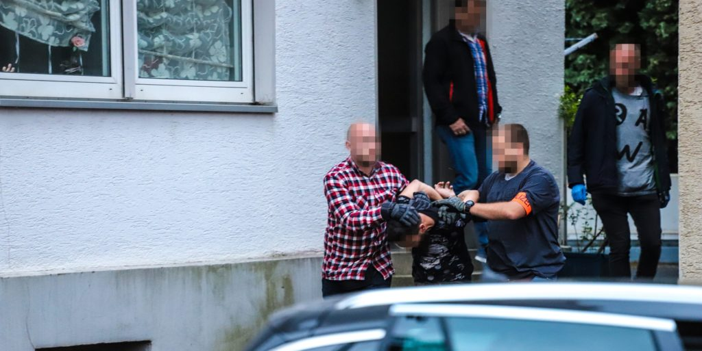 Am 16. Juni wurde der tatverdächtige 24-jährige Ex-Freund der Getöteten in Iserlohn festgenommen.
