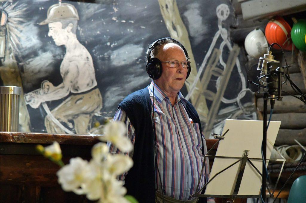 Paul Böke bei seinem