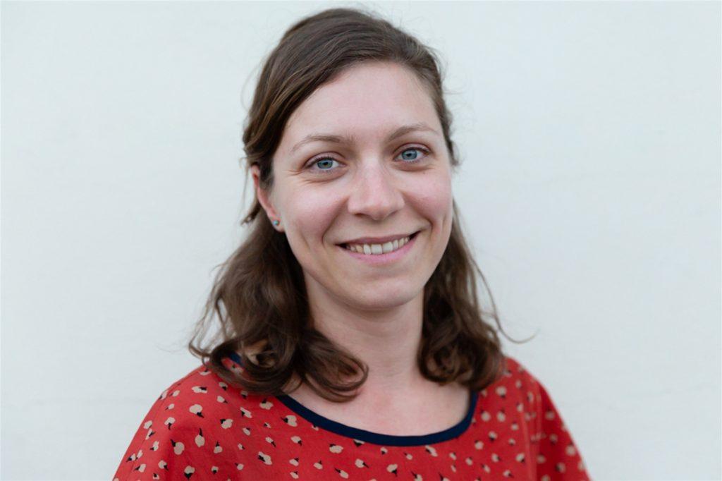 Simone Rüfenacht leitet das Projekt