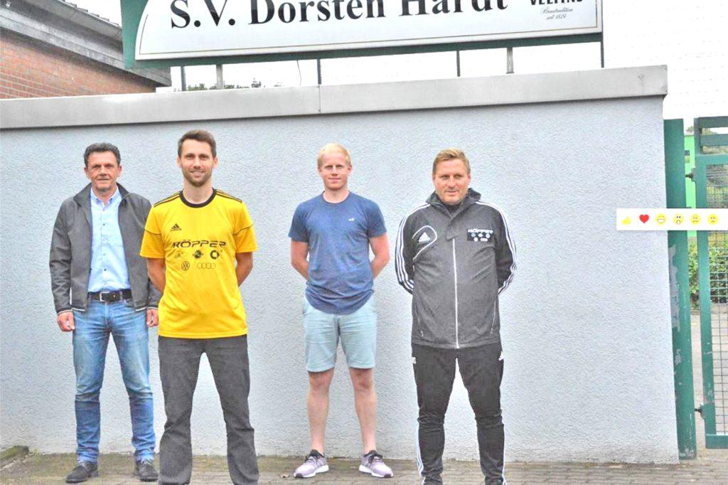SV Dorsten-Hardt, Neuzugang Sandro Poch 2020