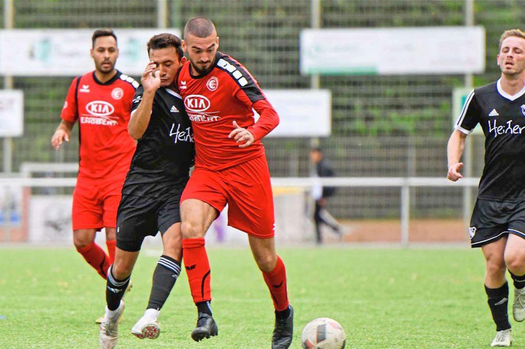 Bernard Gllogjani, SV Schermbeck