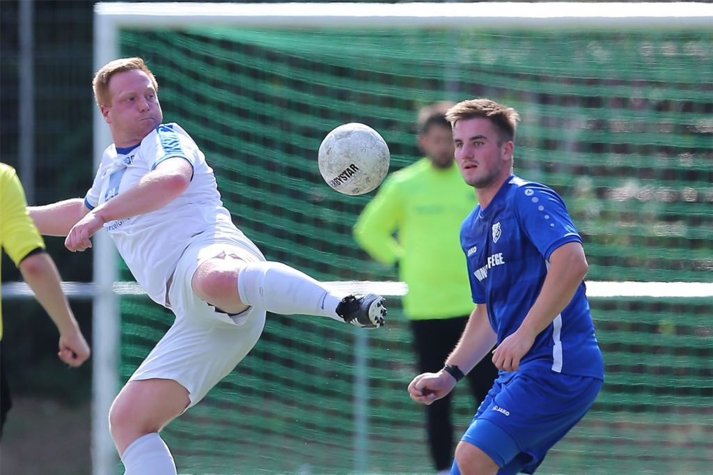 Horsthausen hat Patrick Mosemann (l) an SW Wattenscheid 08 verloren.