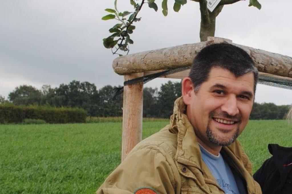 Olaf Maletzki ist Psychotherapeut für Kinder und Jugendliche in Castrop-Rauxel.