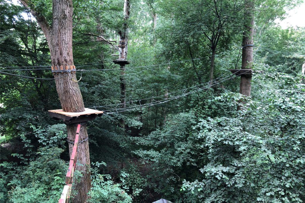 Kletterpark Tree2Tree