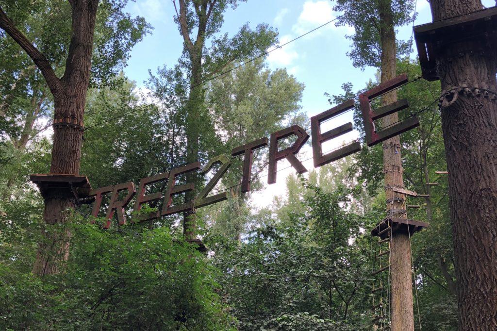 Der Tree2Tree ist besonders für Familien ein gelungenes Ausflugsziel.