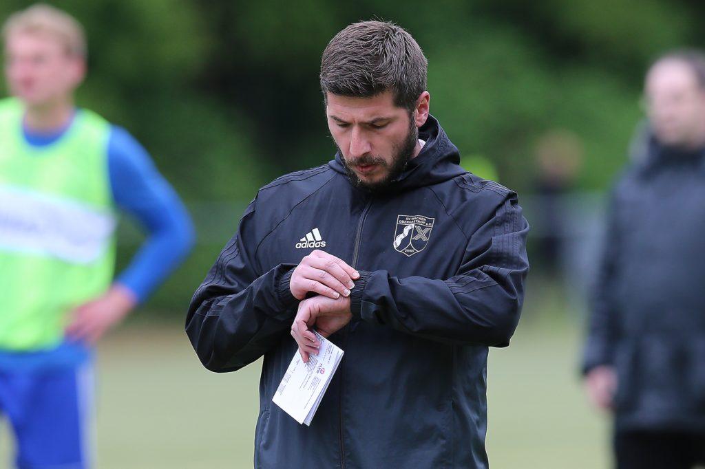Wacker-Trainer Aytac Uzunoglu kann jetzt konkret das Spieljahr 2020/21 planen.