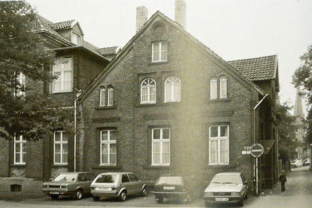 Das Krankenhaus am Schüttenwall wurde später zum Kindergarten St. Joseph.