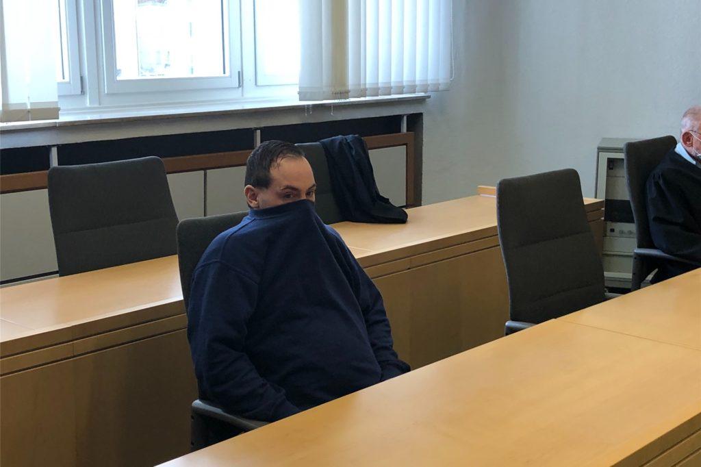 Ein 32-jährige Dorstener wurde im Mai nach seinem bewaffneten Überfall auf den Netto-Markt an der Bochumer Straße zum Maßregelvollzug verurteilt.