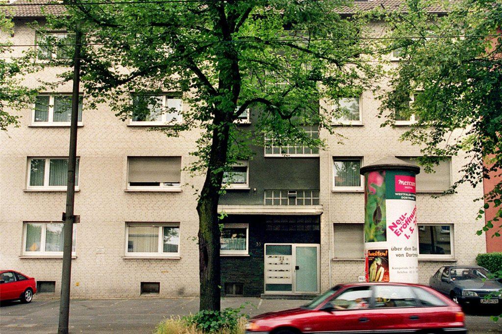 In diesem Haus am Körner Hellweg in Körne wohnte Michael Berger.