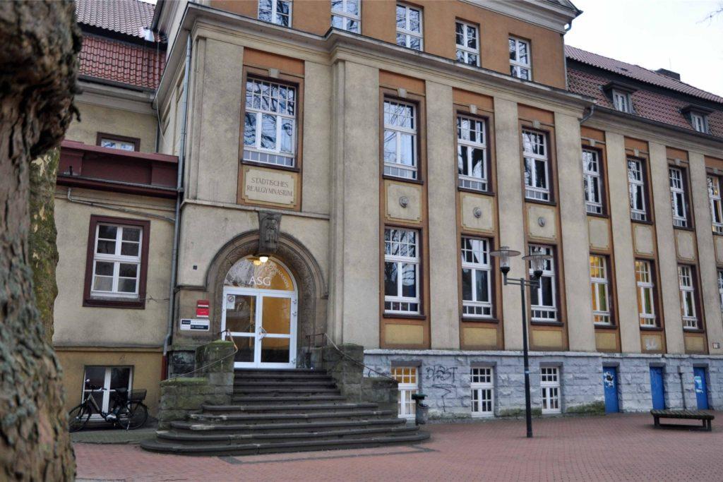 Das Adalbert Stifter Gymnasium