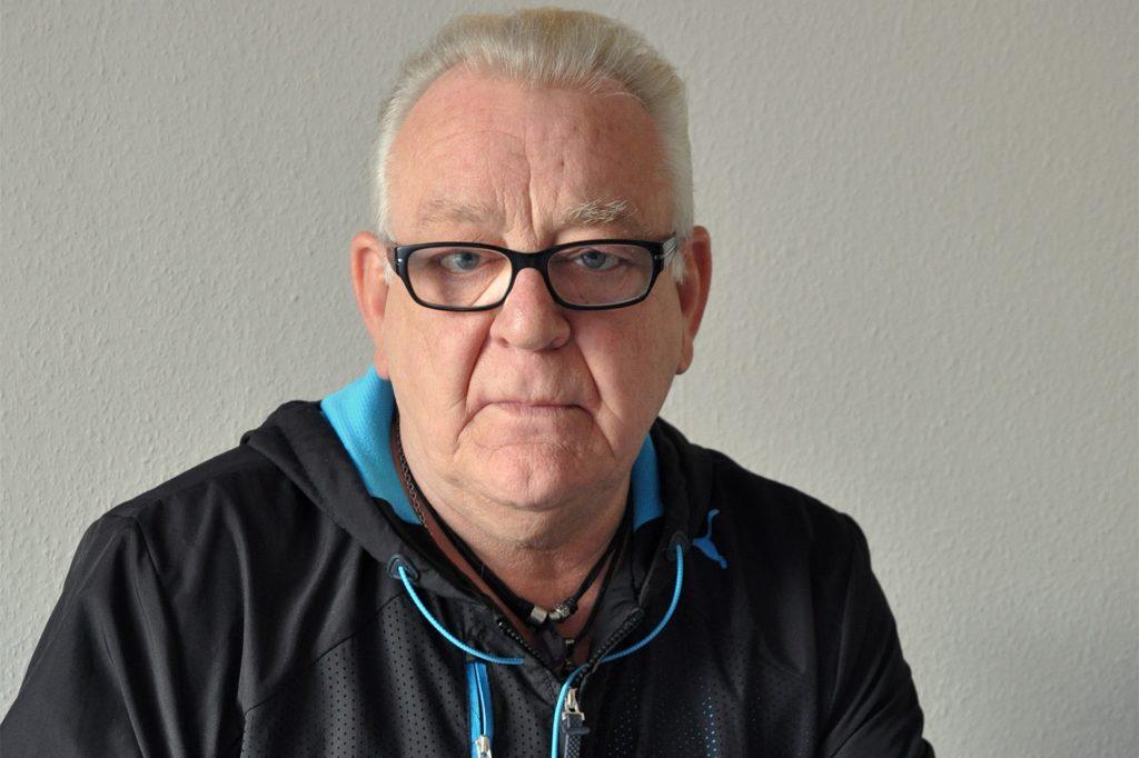Horst-Günter Jansen zieht gegen seine Krankenkasse vor das Landessozialgericht.