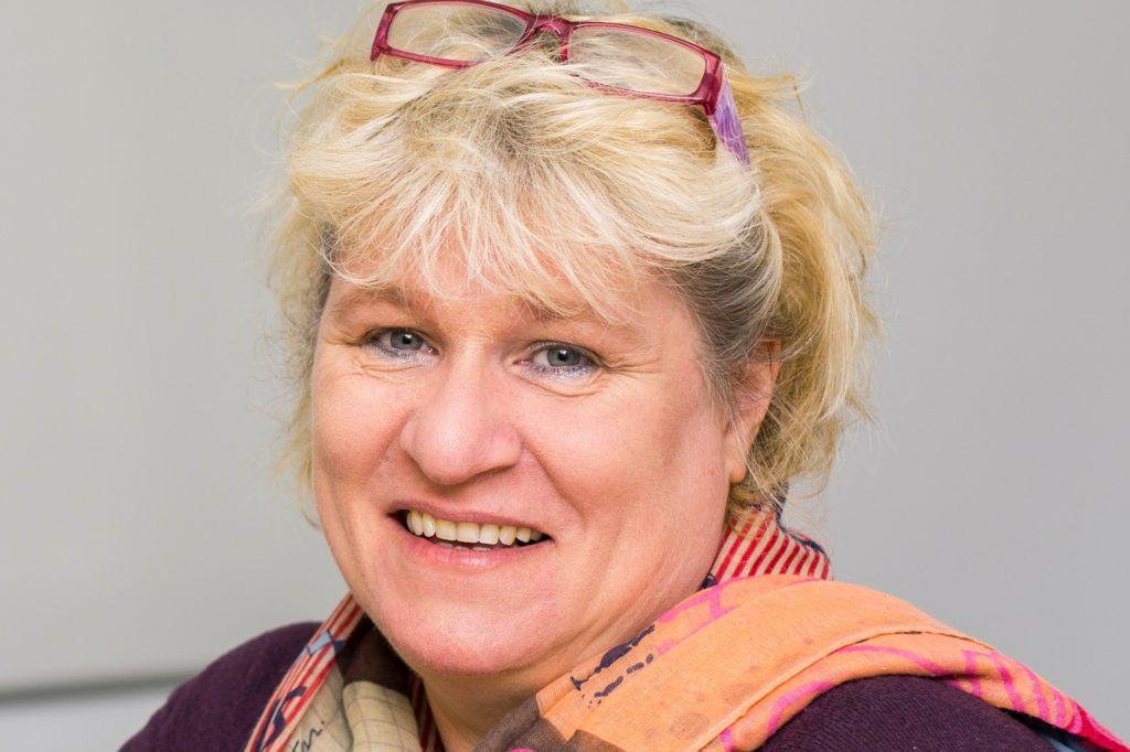 Anke Staar (Archivbild).