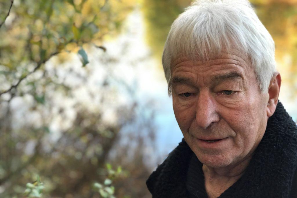 August Wundrok ist seit vielen Jahren als Gewässerwart tätig.