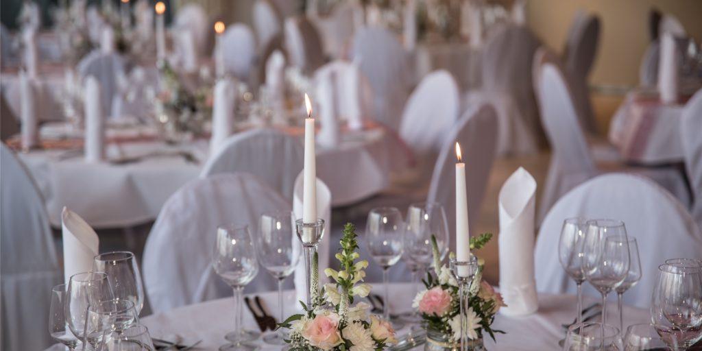 Feiern mit bis zu 150 Gästen bleiben jetzt erst einmal möglich. Das erleichtert Gastronomen und Caterer.