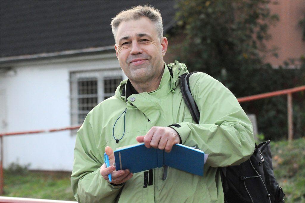 Jens Lukas ist seit dem Jahr 1995 im Lokalsport der Castrop-Rauxeler Ruhr Nachrichten dabei.