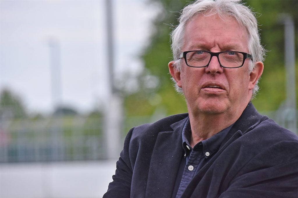 Fußball-Funktionär Klaus Overwien aus Waltrop.