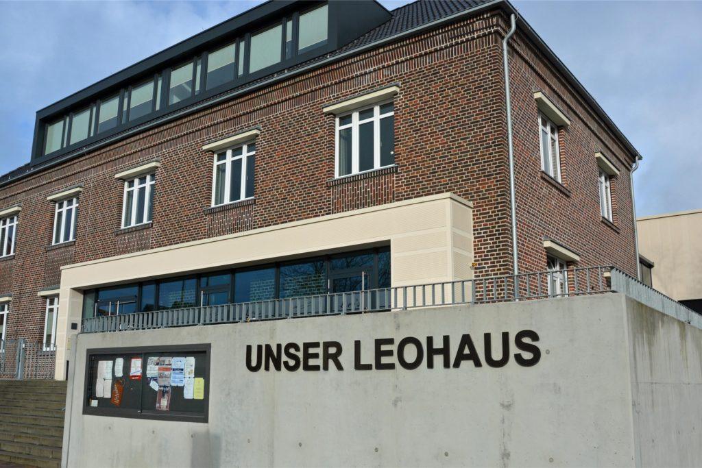 Das Leohaus ist über die Stadtgrenzen Olfens hinaus beliebt.