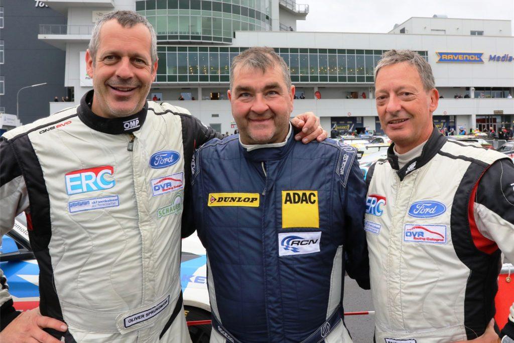 24-Stunden-Rennen am Nürburgring 2020, OVR Racing Team