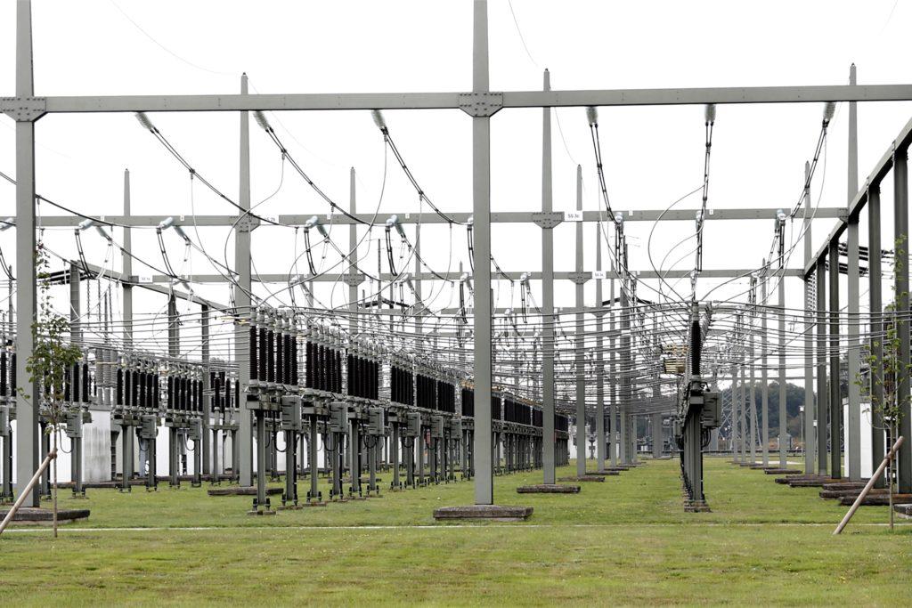 Am Umspannwerk Kusenhorst wurde eine neue Kompensationsanlage in Betrieb genommen.