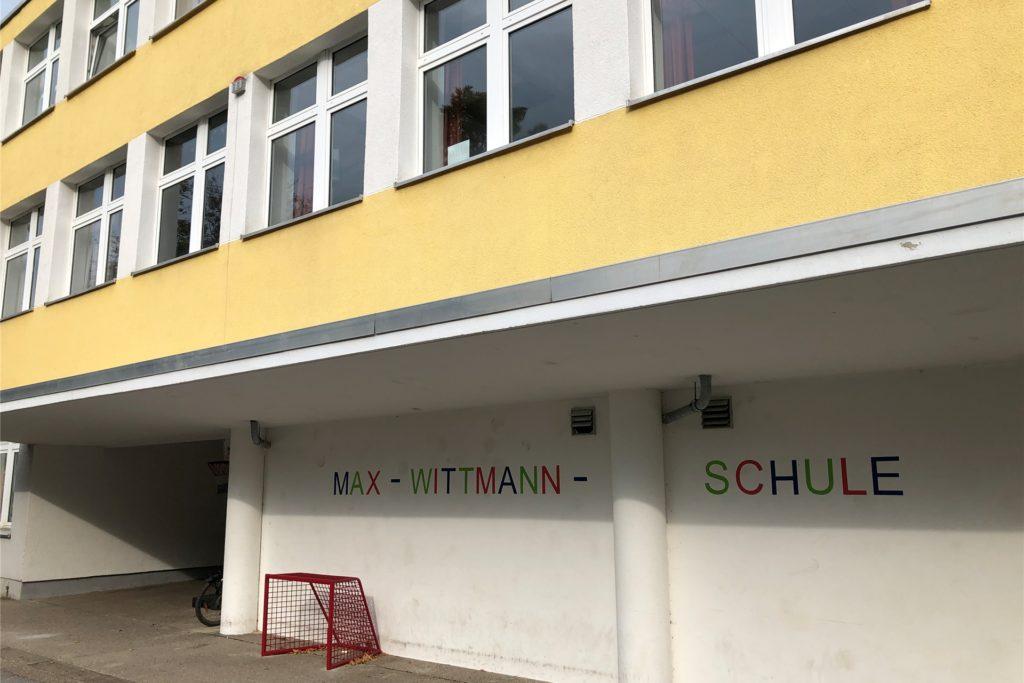 Der Standort Gretelweg der Max-Wittmann-Schule bleibt derzeit wegen eines Coronafalls geschlossen