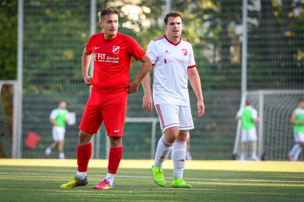 Halil Elitok möchte mit der SG Gahmen in die Bezirksliga aufsteigen.