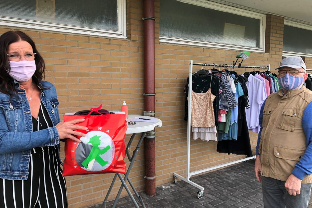 """Susanne Segbers von der """"Kleinen Modeboutique"""