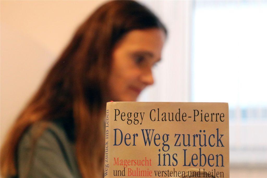 Als Sandra Kettner, damals selbst noch an Magersucht erkrankt, Peggy Claude-Pierres Buch über diese Krankheit las, wurde ihr klar:
