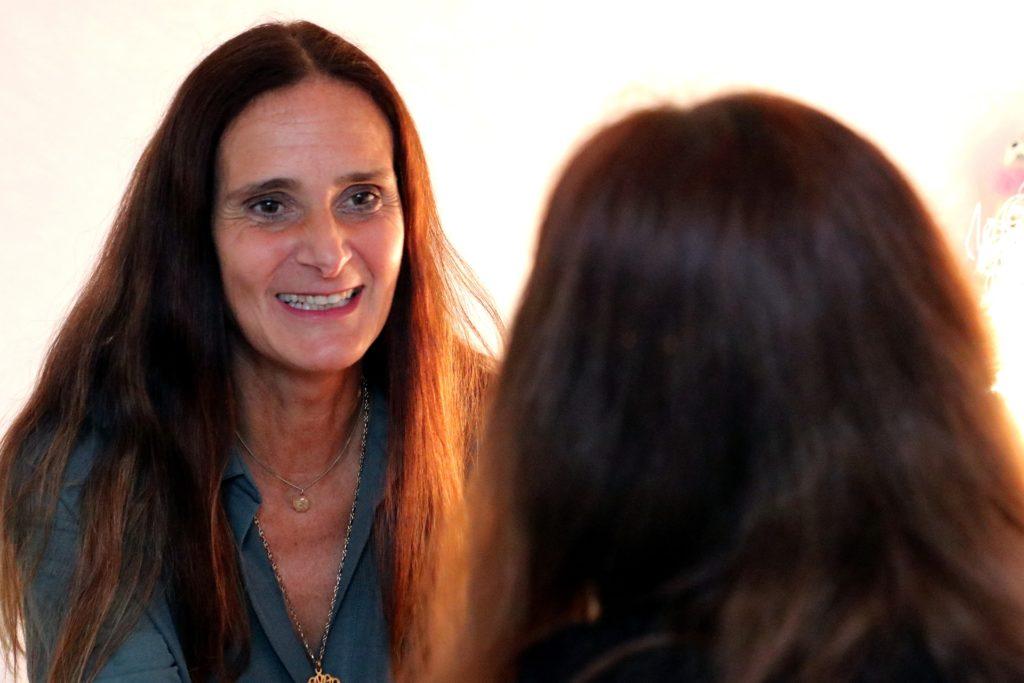 Sandra Kettner im Gespräch. Die Heilpraktikerin für Psychotherapie findet, dass es in der Öffentlichkeit viel zu wenig Aufklärung über Essstörungen gebe.