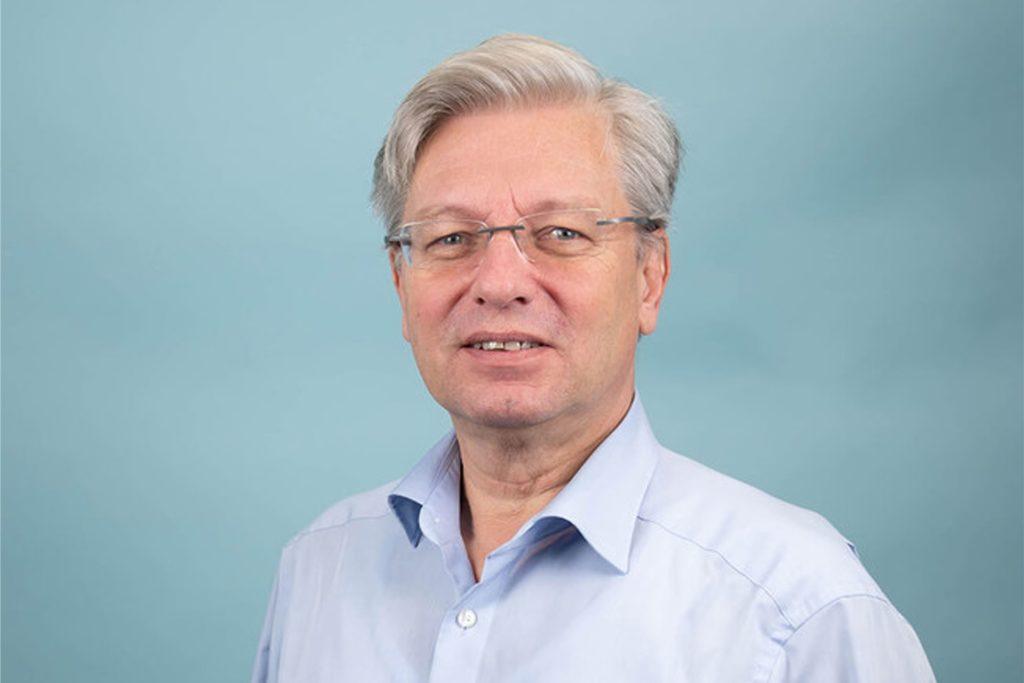 Helmut Roloff, Sprecher des Unternehmens Open Grid Europe