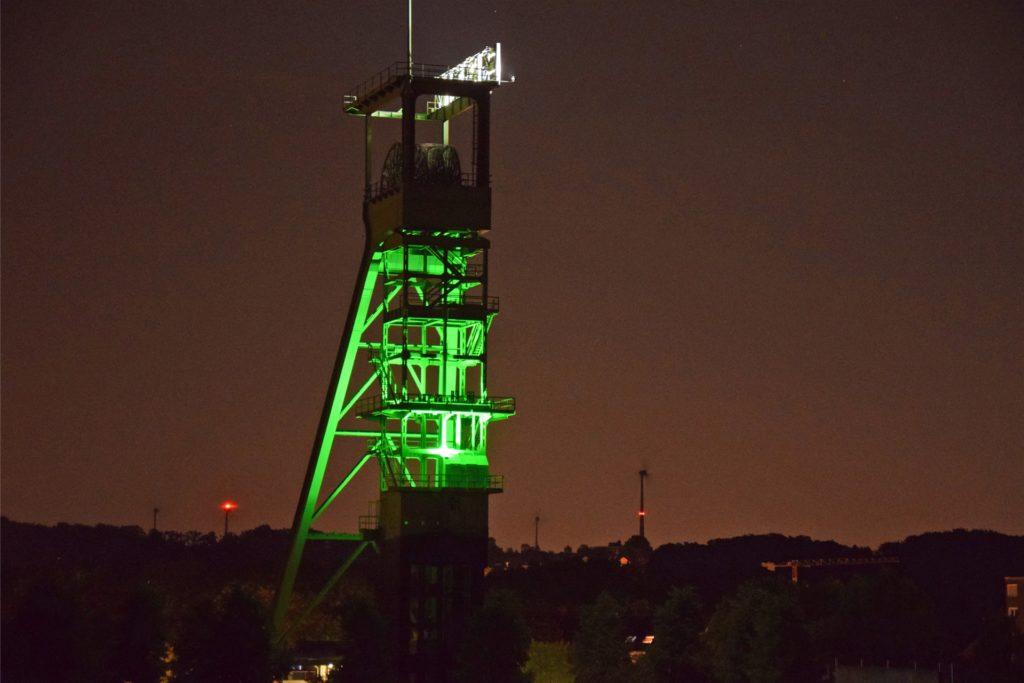 Der Erinturm könne locker mit dem Eiffelturm in Paris mithalten, behauptet Beisenherz.