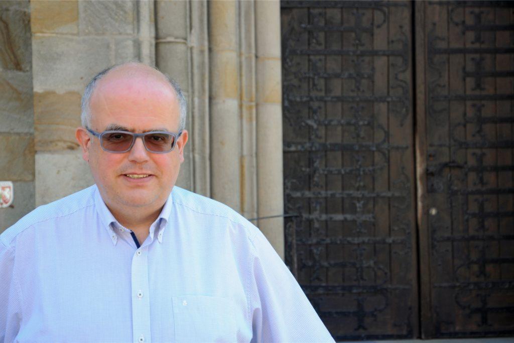Pfarrer Axel Heinekamp hatte Ende 2019 die Pfarrei St. Brigida – St. Margareta verlassen.