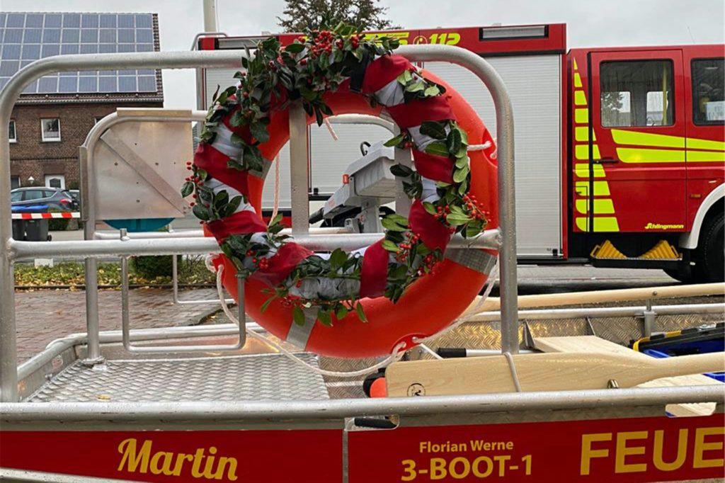 Die Einsatzbereiche des Bootes in der Stadt Werne und der Umgebung sind vielfältig.