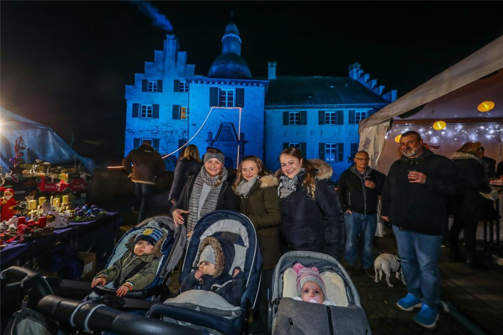 Dellwig im Advent ist auch bei jungen Familien sehr beliebt. Sie alle müssen sich nun bis 2021 gedulden.