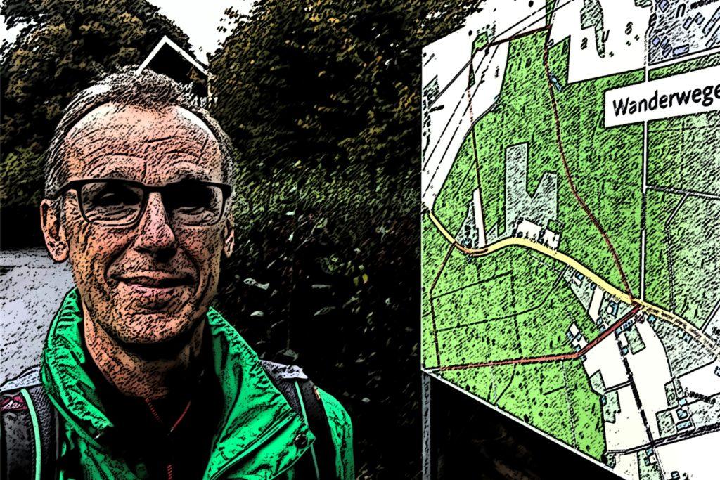 Der Autor dieses Artikel wird in seiner Urlaubswoche u. a. Wanderungen in der Umgebung Wernes machen.