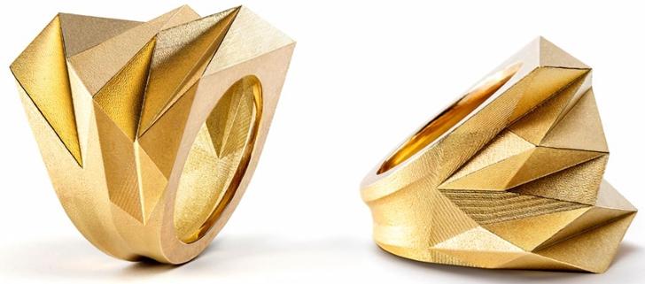 Der Ring Origami