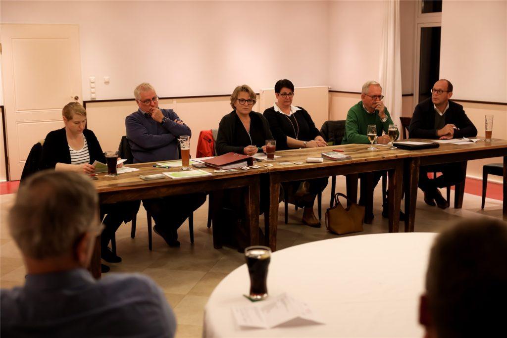 Zur Jahreshauptversammlung lud der Verein am Donnerstagabend ins Brauhaus.