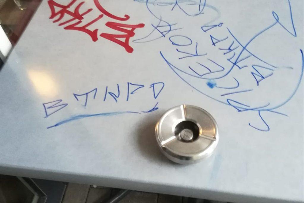 Der Vandalismus war kein Einzelfall.