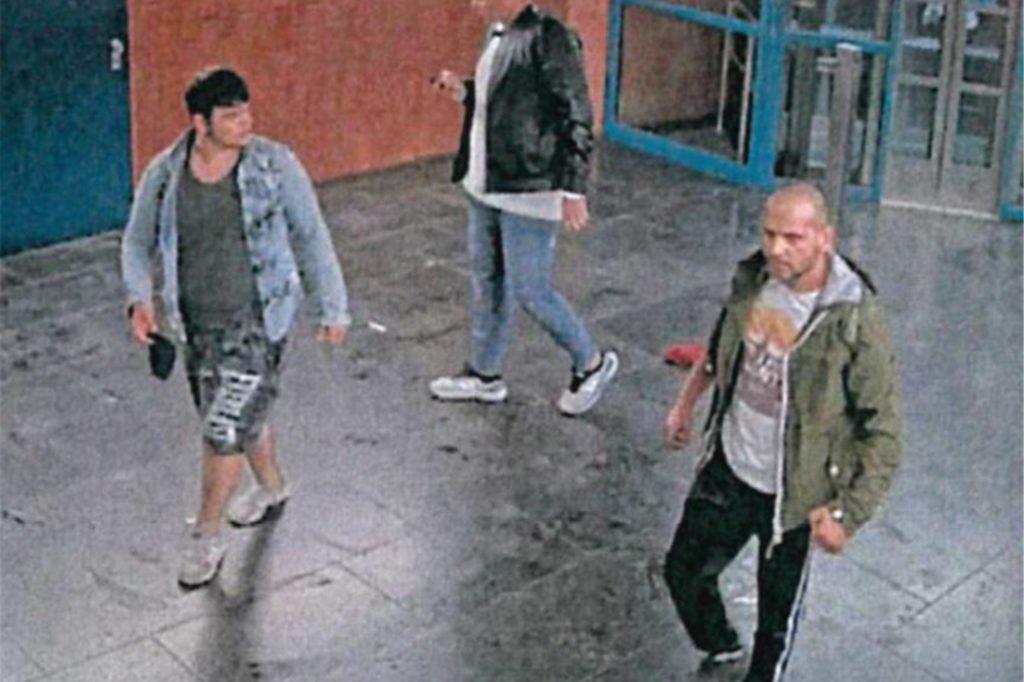 Fahndungsfoto der Polizei Dortmund.