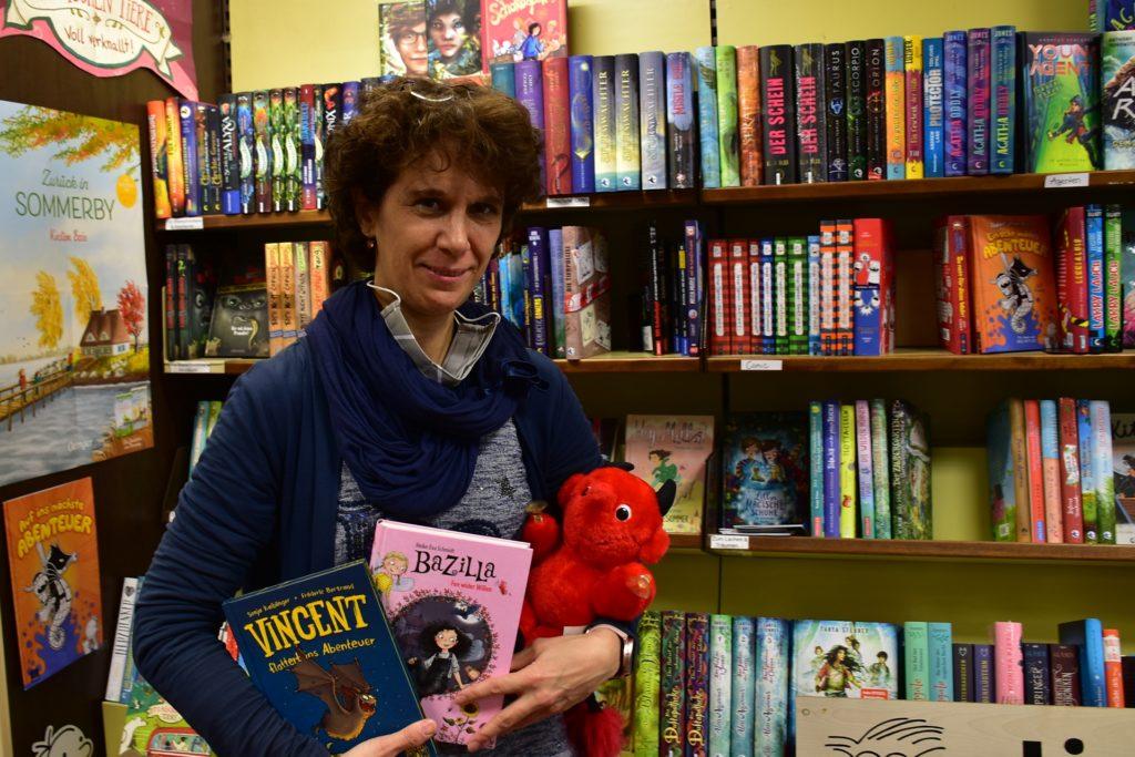 Heidi Vakilzadeh kann Eltern vor allem das Buch