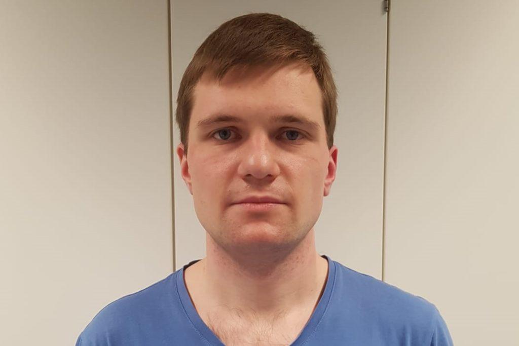 Felix Hiege, Geschäftsführer des VfB Schwelm.
