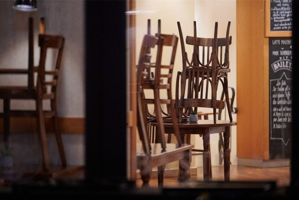 Im November müssen Gastronomie, Kulturstätten und Freizeitangebote schließen.
